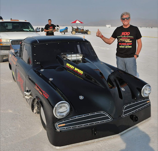 How Roger Laid His Dad to Rest at Bonneville – Round Six