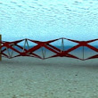 Revolutionary tidal fence is set to trap the sea's power