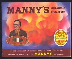 manny's mini