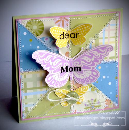 Dear Mom butterflies