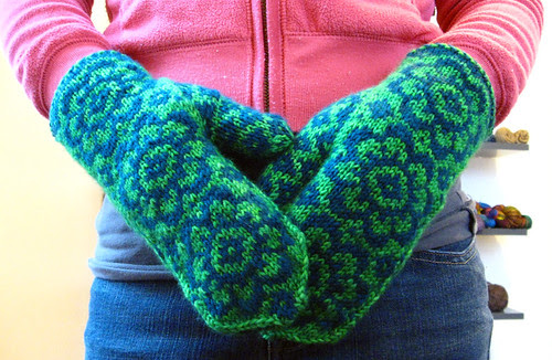 End of May Mittens