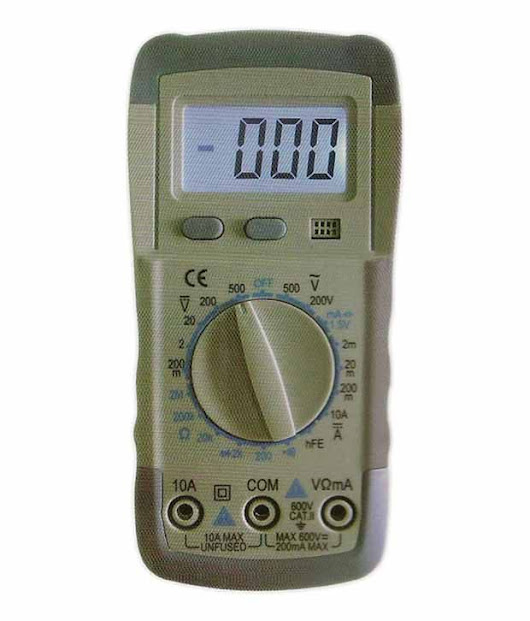 Metro-q Digital Multimeter - Buy Online at Rs.403 | Snapdeal.com