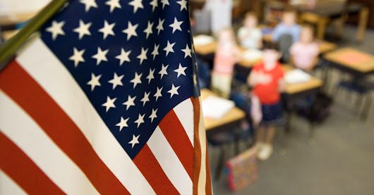 11-Year-Old Arrested At School After Refusing To Stand For The Pledge | HuffPost