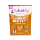 Wholesome Sweeteners Raw Cane Sugar - 6 lbs bag