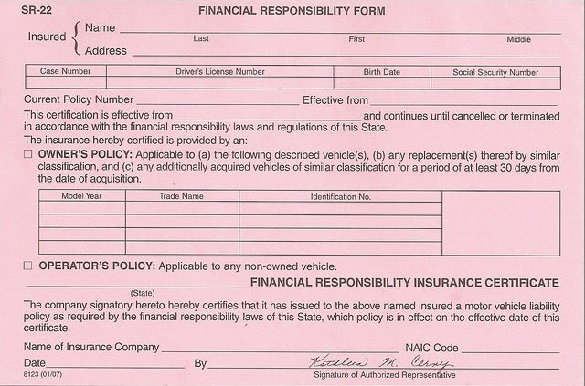 What Is Sr22 Insurance ~ news word