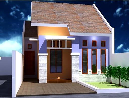 92 Gambar Desain Rumah Minimalis 1 Lantai Type 36 Yang Bisa Anda Tiru Unduh