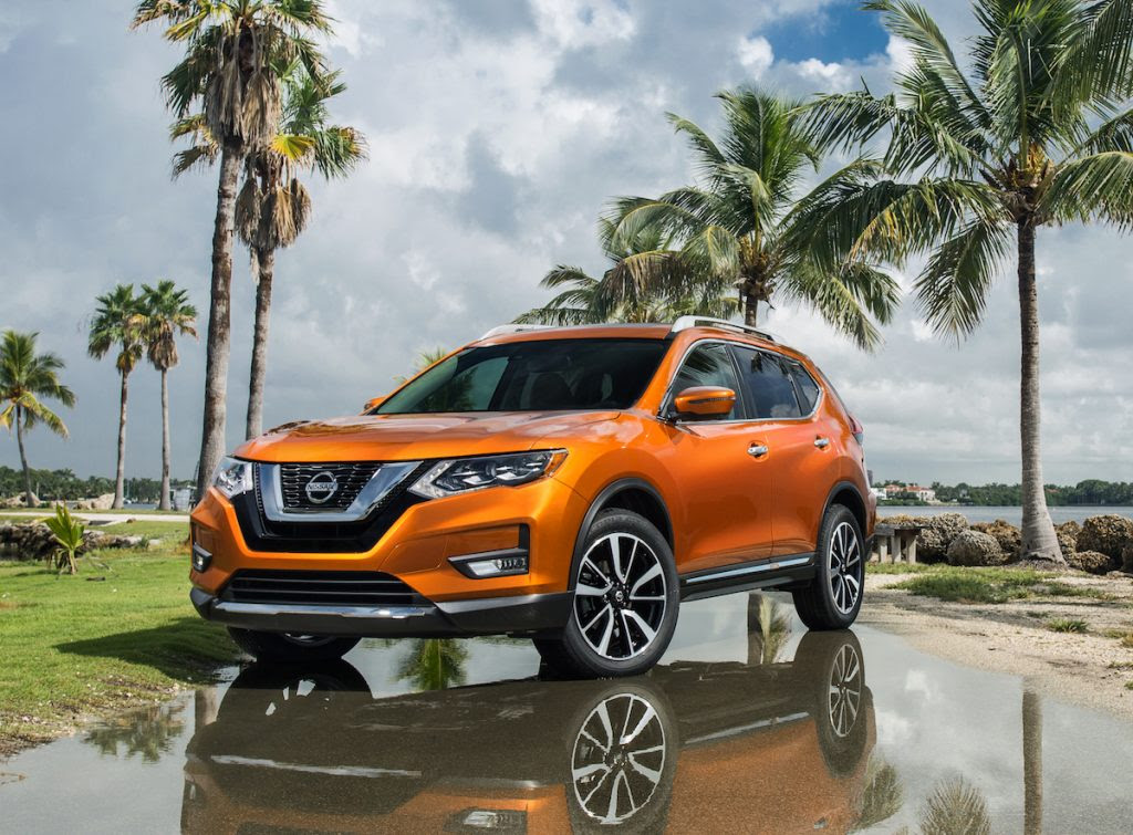 2017 Nissan Rogue First Drive Review [Video] - The Fast Lane Car