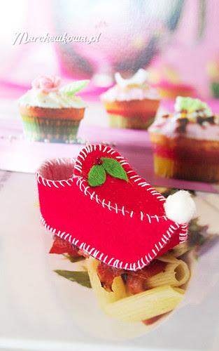 Christmas 2011 decorations, ozdoby bożonarodzeniowe, papier, filc, płatki śniegu, DIY, wycinanka