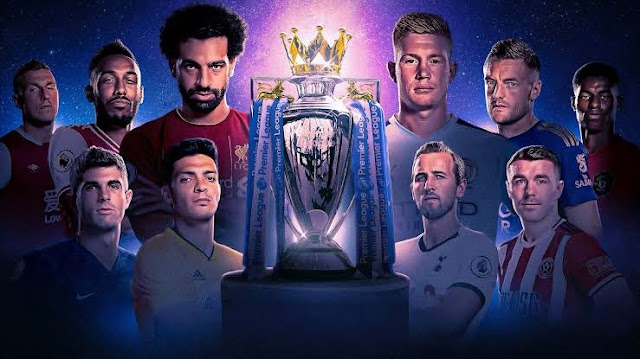 ENGLISH PREMIER LEAGUE RESUMES WITH MAN CITY VS ARSENAL