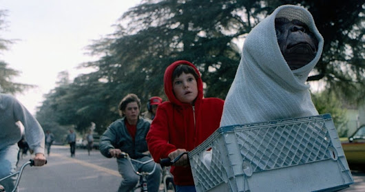 18 Things You Never Knew About the Steven Spielberg Classic, 'E.T.'