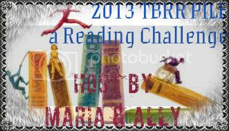 2013 TBRR Pile: A Fantasy Reading Challenge