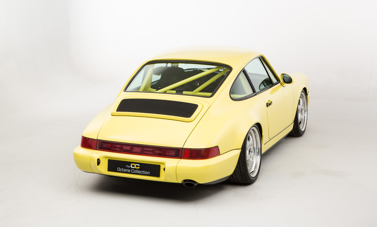 Porsche 964 Carrera Cup The Octane Collection