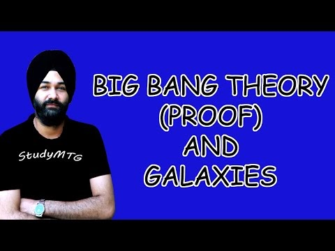 The Big Bang Theory | Explained (Proof) | And Galaxies | Geography | 2020