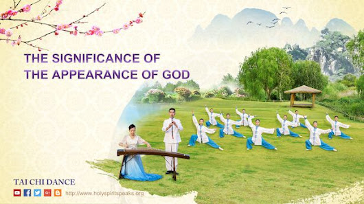 "Worship Music | Tai Chi Dance ""The Significance of the Appearance of God"""