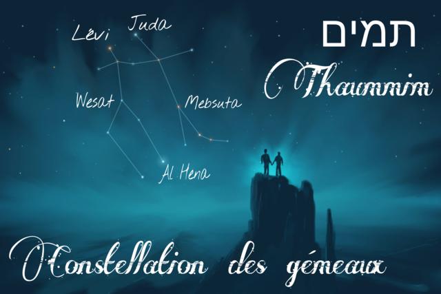 Mazzaroth Constellations
