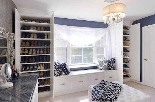 Tackling your Closets – Closet & Storage Concepts