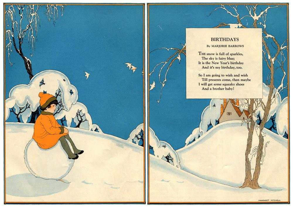 Child Life #1 (1928)