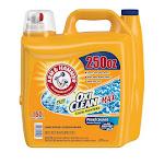 Arm & Hammer Oxi Clean Laundry Detergent - 250 fl oz jug