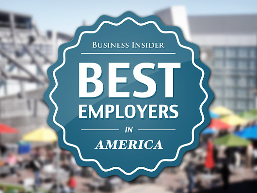 The 50 Best Employers In America