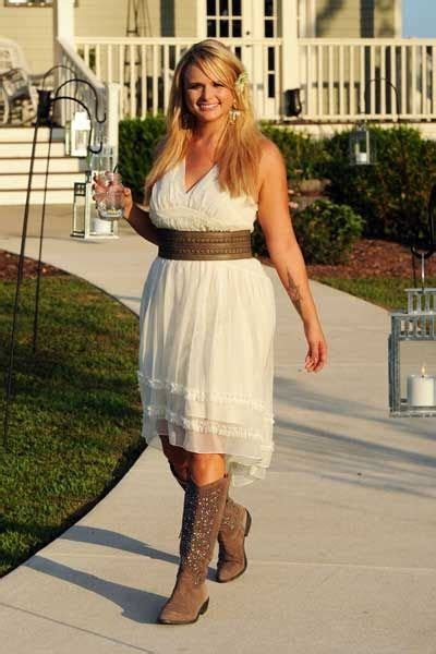 17 Best images about dresses and boots cowgirl style on