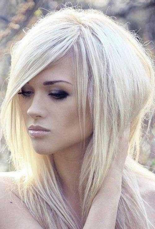 Long Blonde Hair Highlights Hairstyles 30 Best Platinum