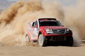 El Dakar 2014 será más exigente que las ediciones anteriores