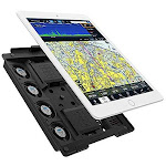 X-Naut Active Cooling Mount for iPad Mini, White