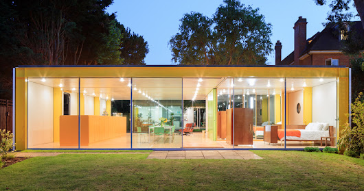 philip gumuchdjian restores richard rogers' wimbledon house