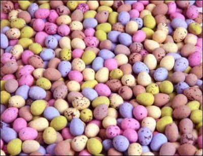 easter eggs. Starts 10am, Easter