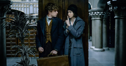 Review: 'Fantastic Beasts' is an enchanting 'Potter' spinoff
