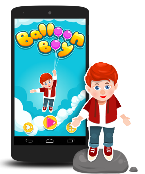 Download Free Games for Kids | The Balloon Boy Game