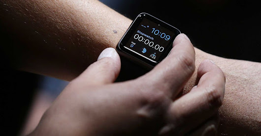 Apple Watch is an Exciting Wearable Promise [HANDS ON]