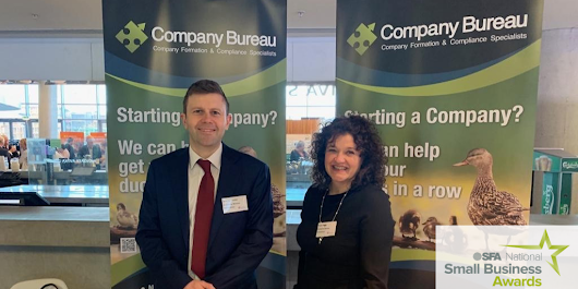 Company Bureau takes part in the Business Connect 2019 event in the Aviva Stadium