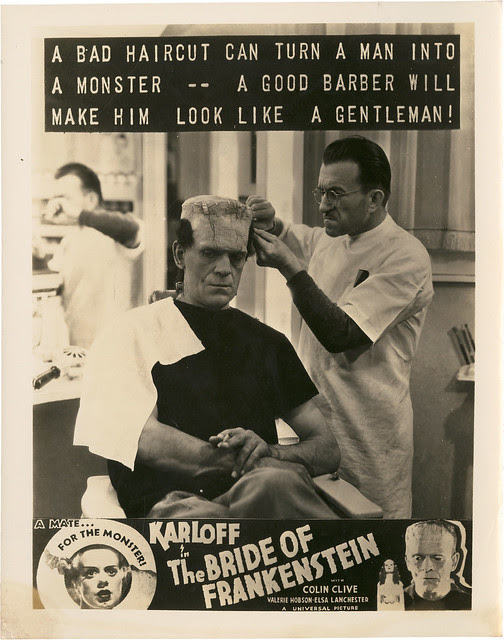The Bride of Frankenstein (Universal, 1935) 40