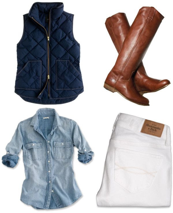 A perfect casual weekend outfit