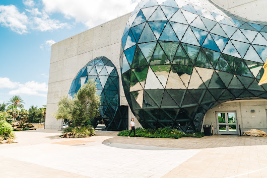 The Dali Museum in St. Petersburg, Florida