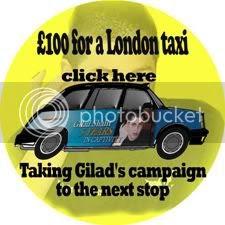 Gilad Shalit campaign