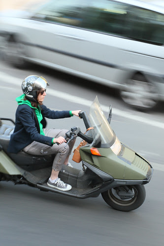 Paris Scooters