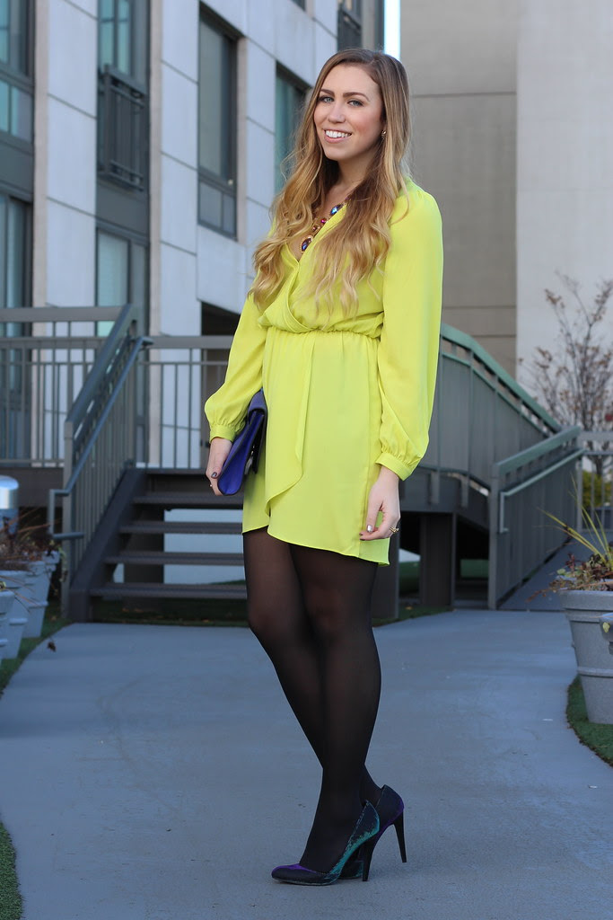 Living After Midnite: East vs. West Style: Girls' Night Out with Lulus