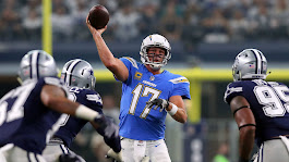 Three takeaways from Chargers' Thanksgiving win over Cowboys | NFL | Sporting News