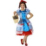 Halloween The Wizard of Oz Girls' Dorothy Halloween Costume M - Princess Paradise, Girl's, Size: Medium, MultiColored