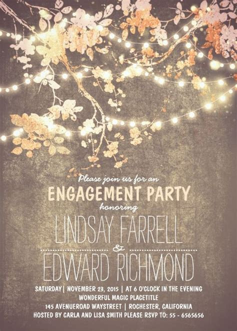 Best 25  Engagement invitation cards ideas on Pinterest