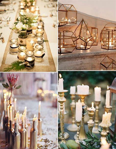 5 Simple & Inexpensive Winter Wedding Decor Ideas   winter