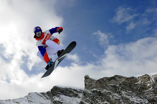 Meet Louri #Podladtchikov, the man who could dethrone Shaun White -- and who left Team Russia because...