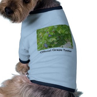 Rotta Dry Farmed Grapes on the Vine Pet Tee