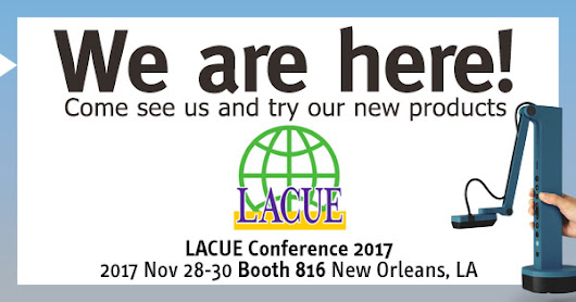 Visit IPEVO Booth 816 at LACUE 2017