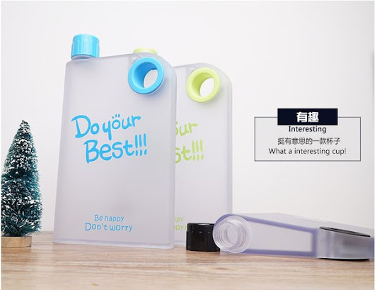 Jual Beli New Memo Bottle Do Your Best Doff  Botol Minum |  Bukalapak