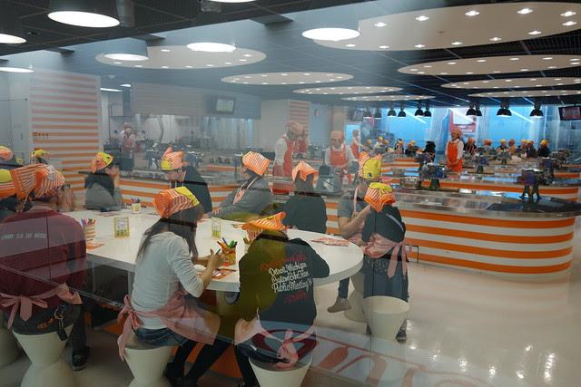 速食麵教室