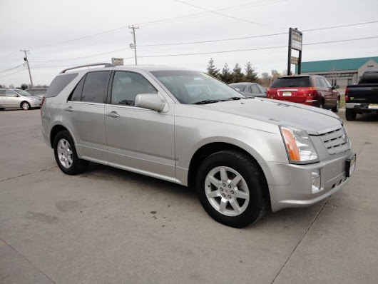 Used 2008 Cadillac SRX for Sale in Des Moines IA 50313 Reliable Motors