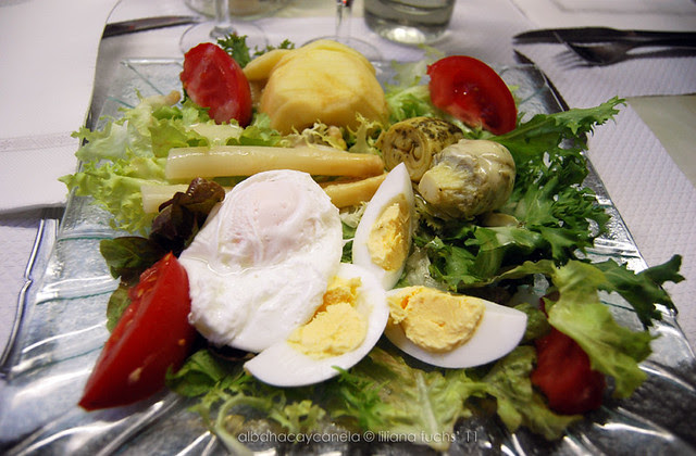 Rodez - Salad